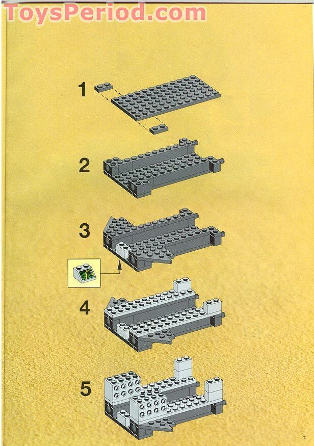 LEGO 6984 Galactic Med...