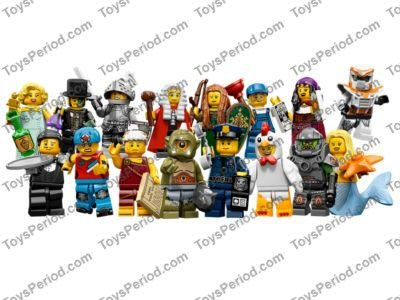 LEGO-MINIFIGURES  SERIES 9 X 1 TILE NOTE BOOK FOR THE POLICEMAN PARTS