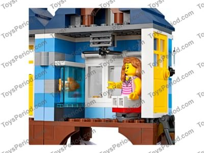 LEGO® White Cloth Hammock from 31063 Beachside Vacation