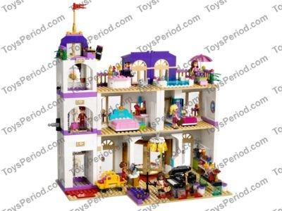 Lego city Friends 9 x Tan Plate Modified 1 x 4 with 2 Studs  NEW Baukästen & Konstruktion LEGO Bau- & Konstruktionsspielzeug