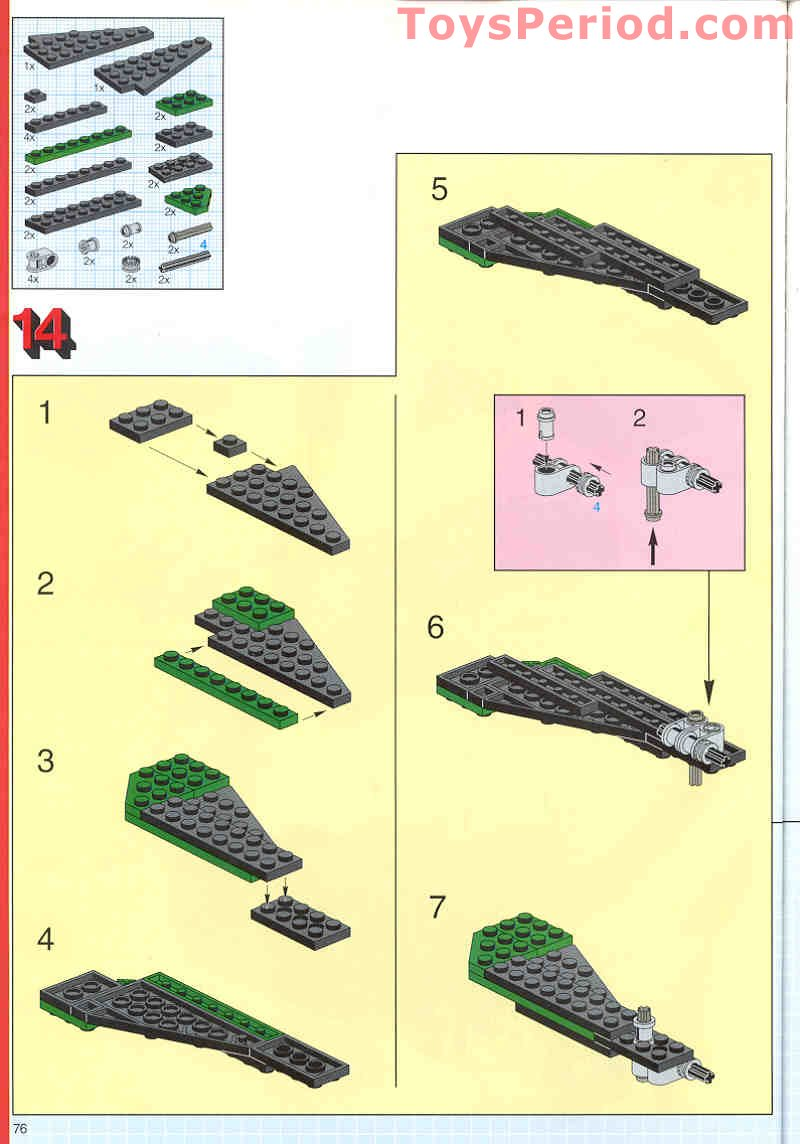 lego technic instructions pdf