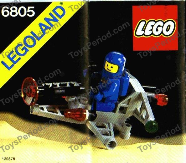 Modified 1 x 2 with Long Stud Receptacle 5 NEW LEGO Plate Space Wing