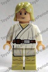 Light Flesh Star Wars Minifigure Lego Luke Skywalker 10188 10179 Tatooine