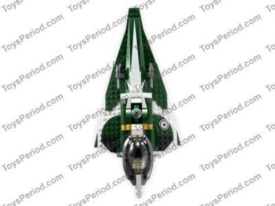 lego star wars jedi starfighter instructions