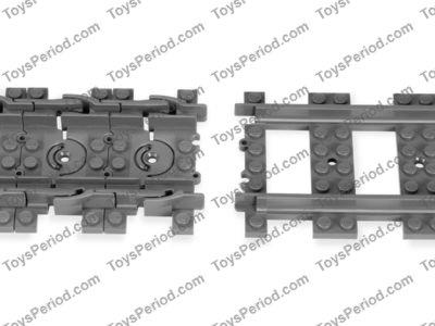 8867 60205 LEGO NEW Train Track Flexible 16 Flex 7499