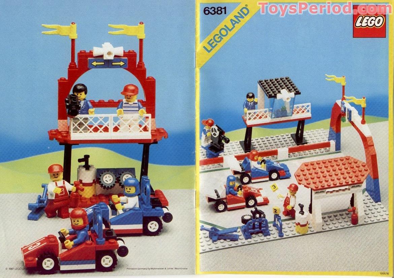 lego 4626 race car instructions