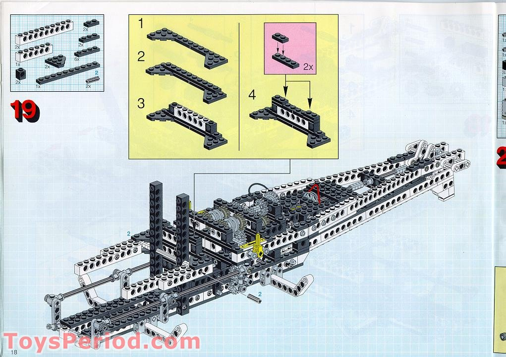 lego space shuttle building instructions - photo #21