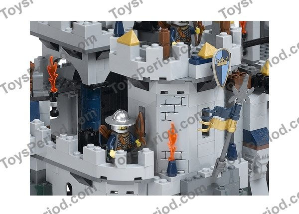 Lego 7094 Kings Castle Siege Set Parts Inventory And Instructions
