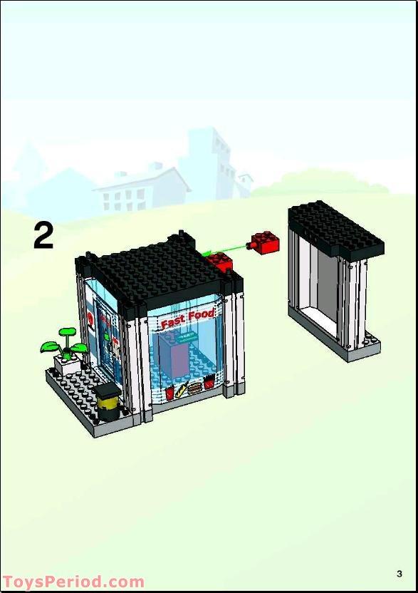 lego 4655 quick fix station set parts inventory and. Black Bedroom Furniture Sets. Home Design Ideas
