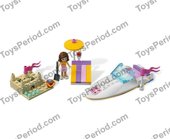 lego friends 3183 instructions