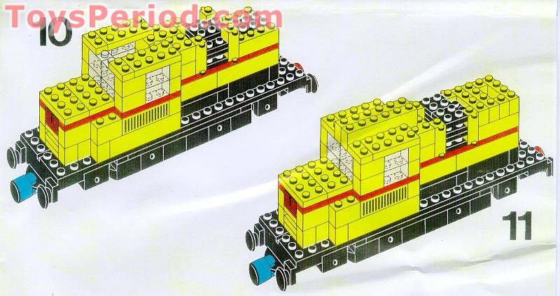 lego train motor instructions