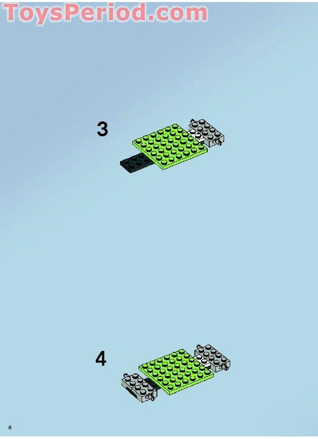 lego batman tumbler instructions