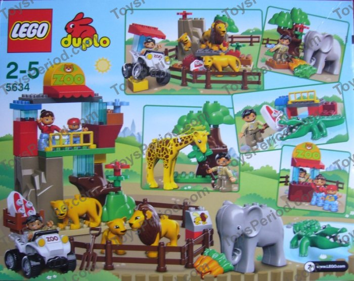 Lego Duplo Zoo Sets Best Cars 2018