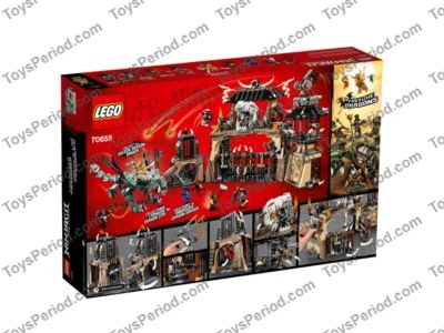 Lego 70655 Dragon Pit Set Parts Inventory And Instructions Lego