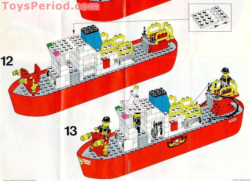 Fire Boat Lego Instructions Best Boats 2017