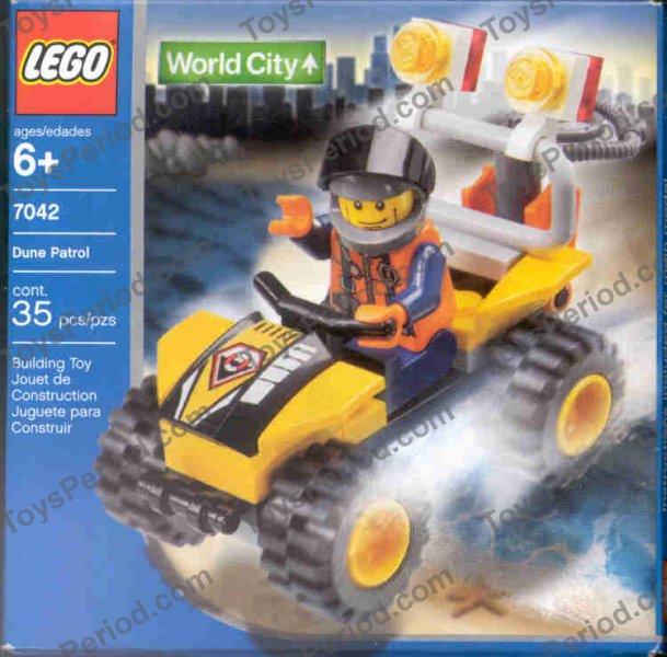 LEGO 7042 Dune Patrol Image 2