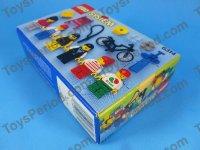 Lego Minifigure Torso with correct head vintage brand new Coveralls