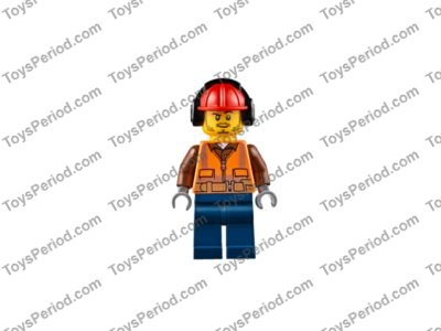 LEGO Minifigure DARK GRAY Propeller with 3 Blades Utensil Tile Round 2x2 Hole