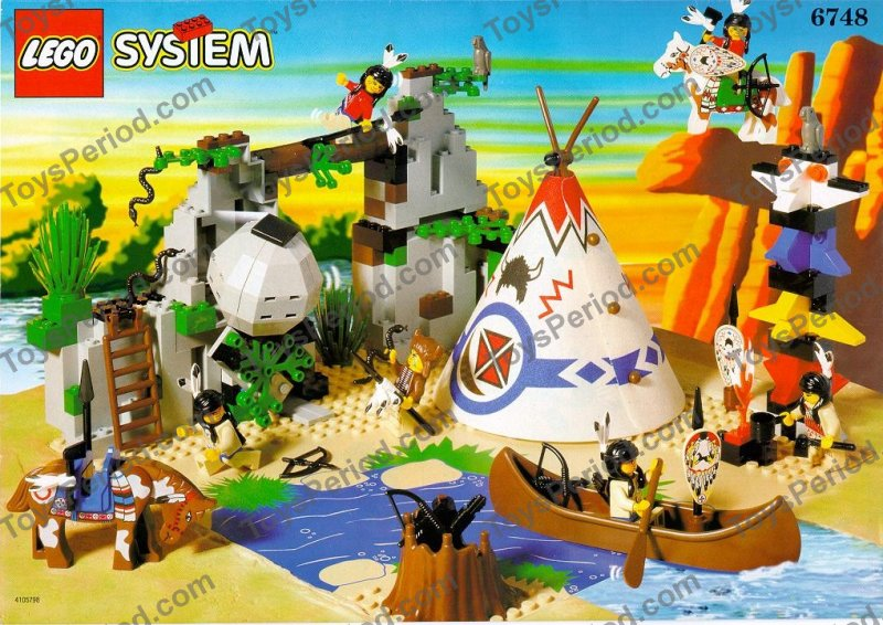 playmobil western fort instructions