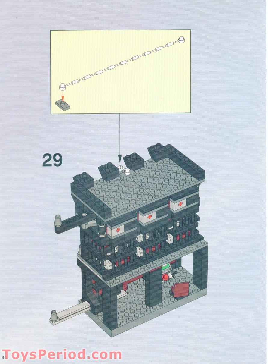 batman lego set instructions