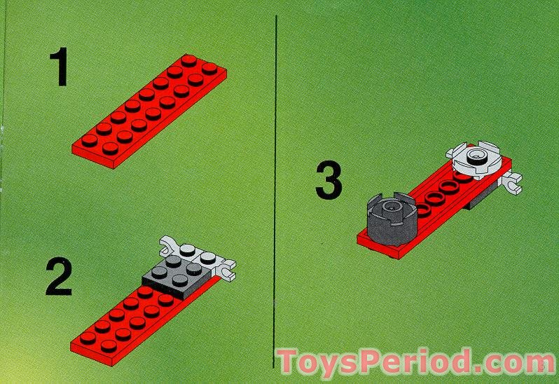 lego v wing instructions