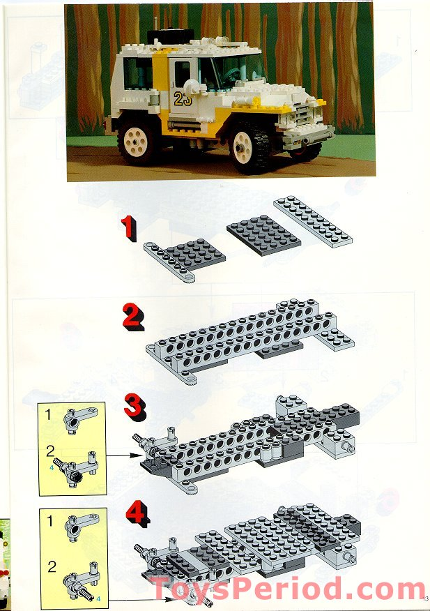 a team lego dimensions instructions