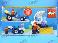 Lego 6524 Classic Town BLIZZARD BLAZER Plow Complete w//Instructions