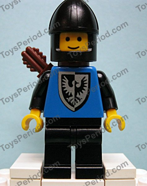 10 NEW LEGO CASTLE KNIGHT MINIFIG LOT Kingdoms figures minifigures falcon got