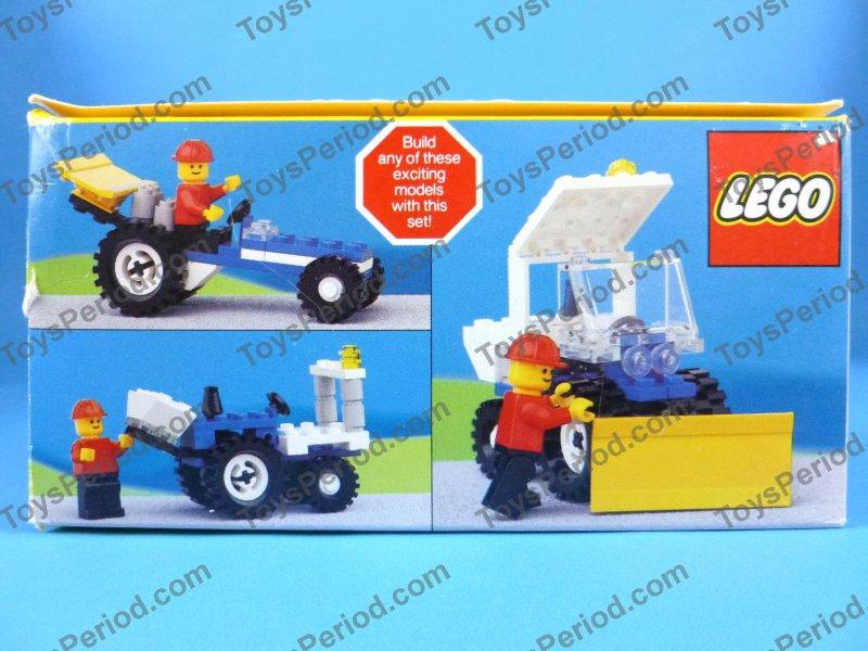 LEGO 6524 Blizzard Blazer Vintage 80s Classic Town Snow ...