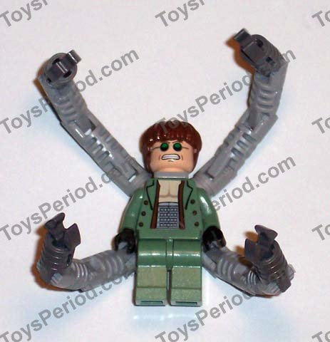 lego doctor octopus instructions