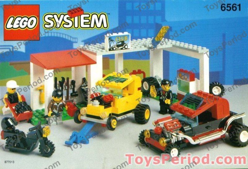 Town Theme Sets Lego Hot Rod Club Classic Town Race Car
