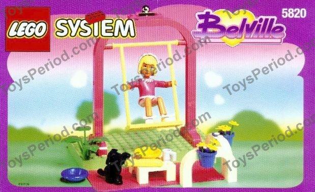 LEGO 5820 Girl on Swing