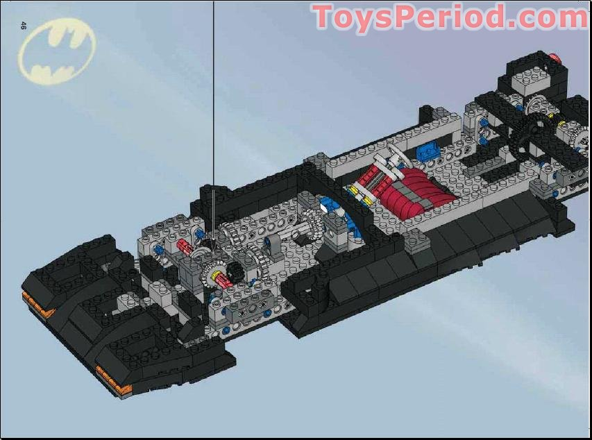 Lego 7784 The Batmobile Ultimate Collectors Edition Ultimate