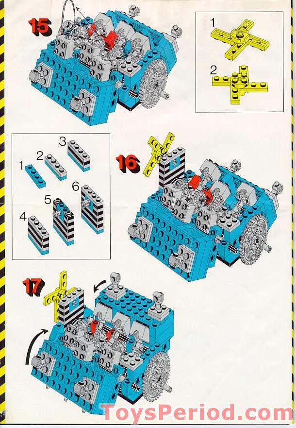 Set 8458 8461 8858 858 5591 10128 5571 7035 10041 LEGO OldGray Plate ref 3176