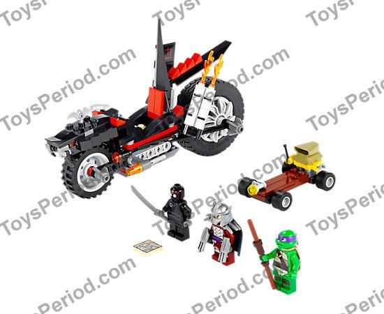 LEGO PART STICKER SET FOR 79101