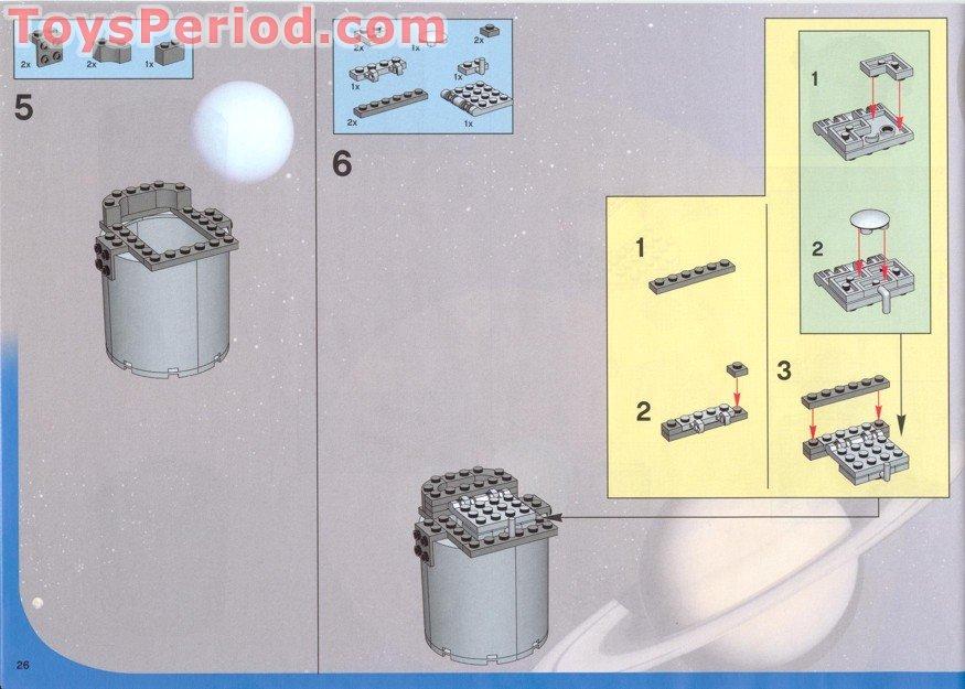 lego instruction book for kids
