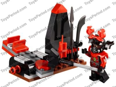Lego 70503 The Golden Dragon Set Parts Inventory And Instructions