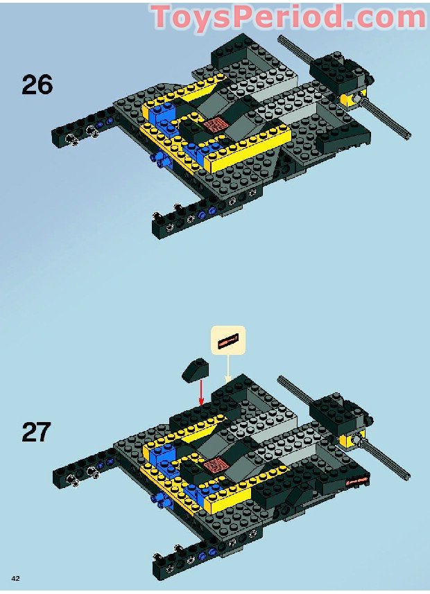 batman and joker lego set instructions