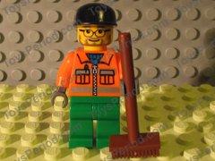 LEGO 7907-20 Advent Calendar 2007, City (Day 19) Sanitary