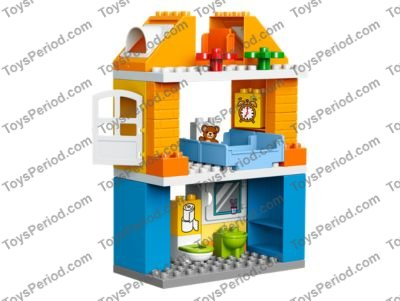 LEGO 10835 Family House Set Parts Inventory and Instructions - LEGO ...