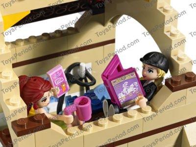 lego friends 41007 instructions