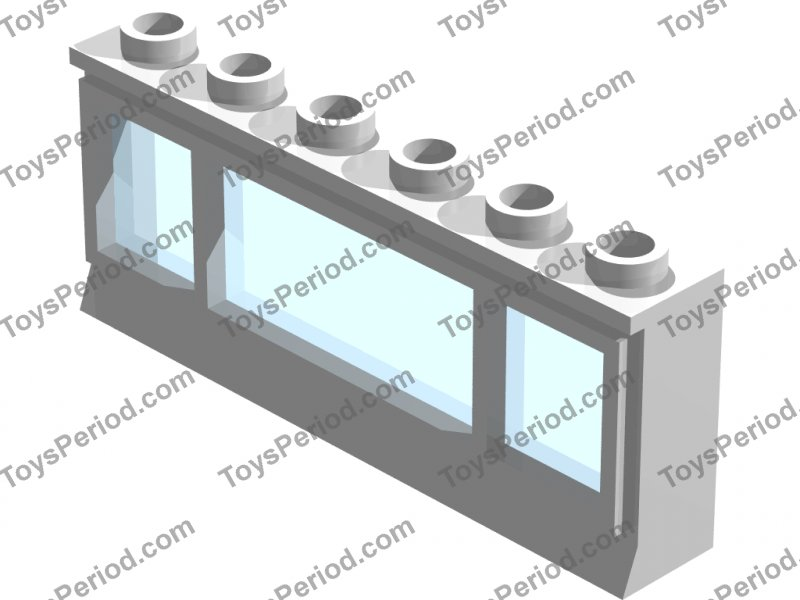 Lego Sets With Part 645 Window 1 X 6 X 2