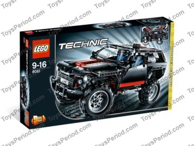 LEGO Bau- & Konstruktionsspielzeug Missing Lego Brick 64179 MdStone Technic Beam 5 x 7 with Open Center 3 x 5