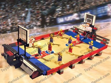 Related Pictures lego 3432 nba challenge