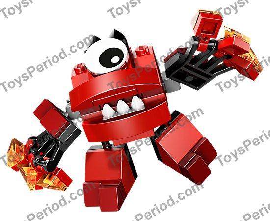 Lego 41501 Vulk Set Parts Inventory And Instructions Lego