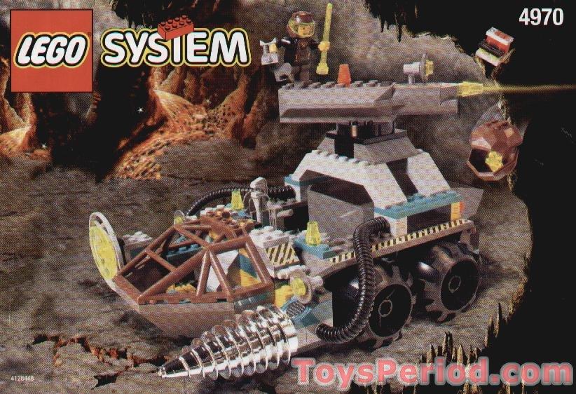 52 Set 70169 41128 41145 4970 LEGO TrNeonGreen Rock 1 x 1 Crystal Ref 30385