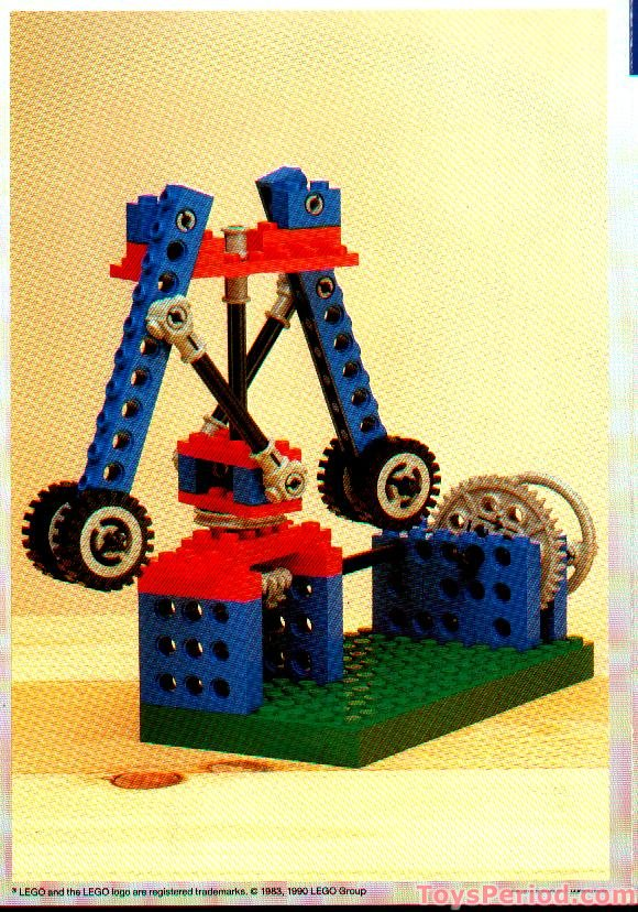 Lego 1031 Building Instructions For Set 1030 Set Parts Inventory And