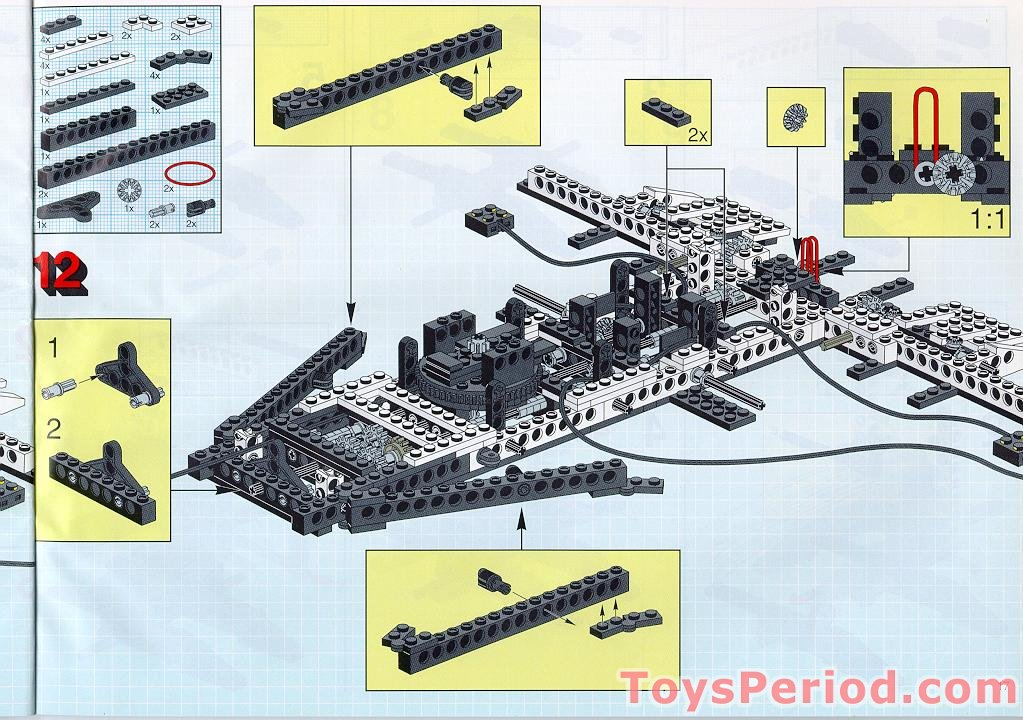 lego space shuttle building instructions - photo #41
