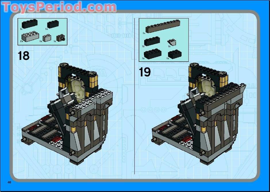 lego star wars 6209 instructions