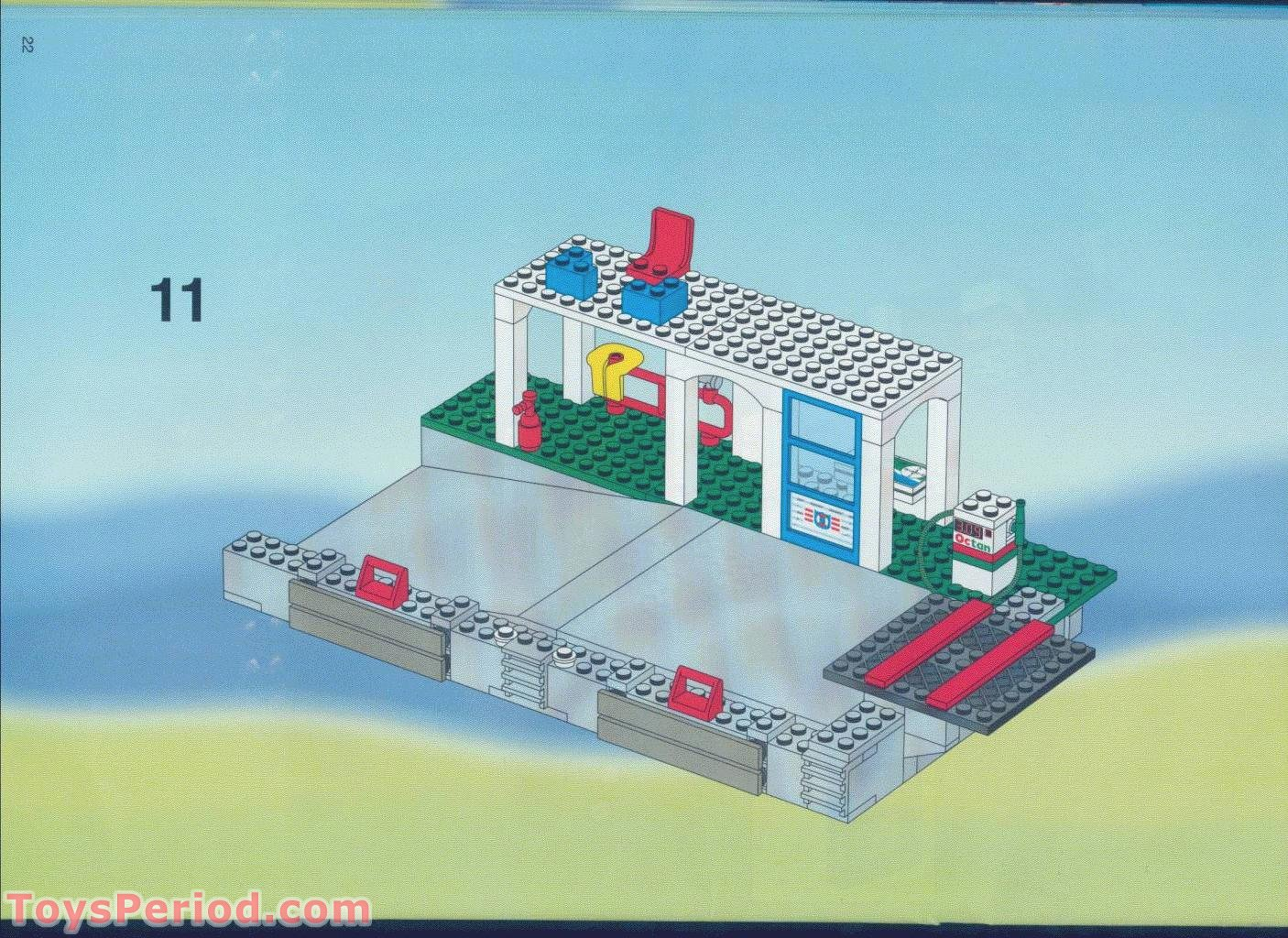 lego city harbor instructions